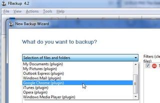 Illustration for article titled FBackup Makes Backing Up Application Data Simpler