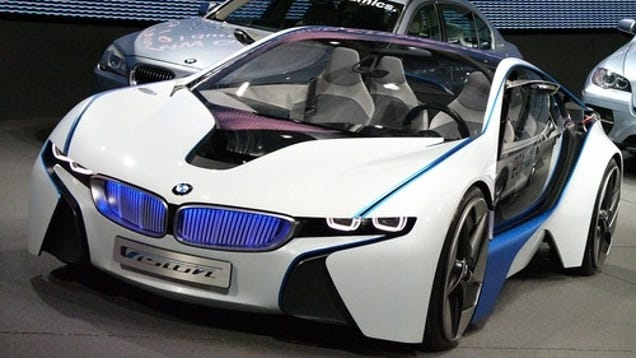bmw vision e d concept looks anything but flaccid. Black Bedroom Furniture Sets. Home Design Ideas