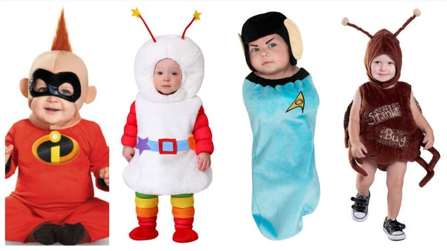 Please Don t Put Your Babies in These Halloween Costumes