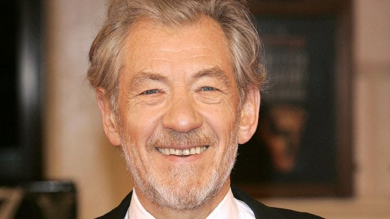 Illustration for article titled Ugly Custody Battle Over Ian McKellen Narrowly Avoided