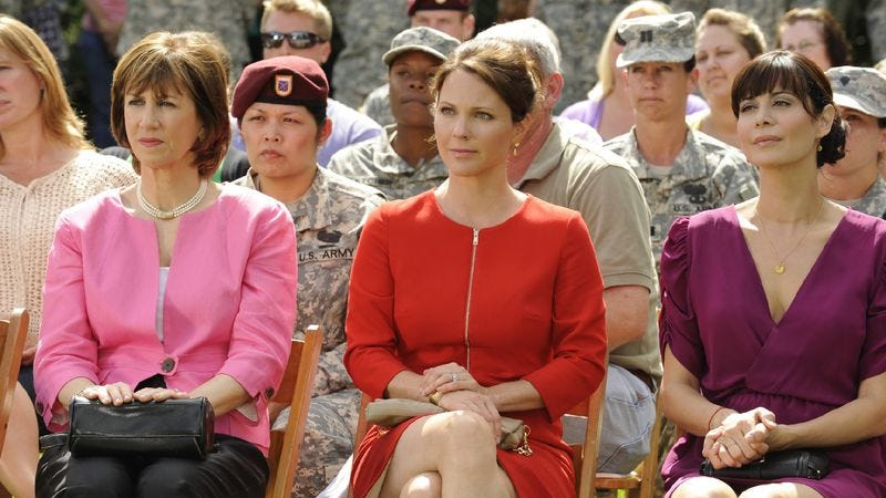 """Illustration for article titled Army Wives — """"Centennial"""""""