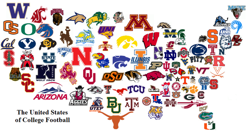 Illustration for article titled Saturday College Football Thread