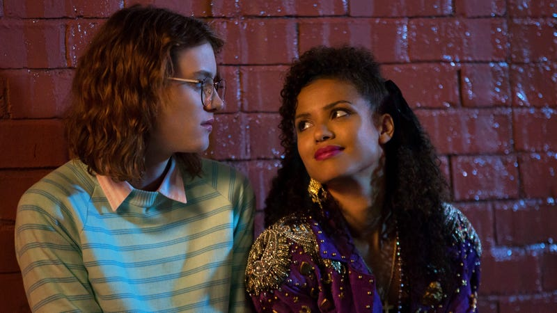 "Illustration for article titled Black Mirror's Charlie Brooker sends that ""San Junipero"" sequel idea back to digital heaven"