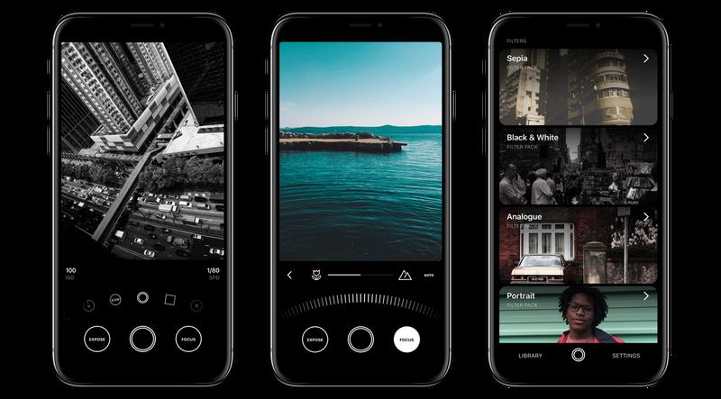 Illustration for article titled Cómo descargar gratis Obscura 2, una de las mejores aplicaciones de cámara para iPhone