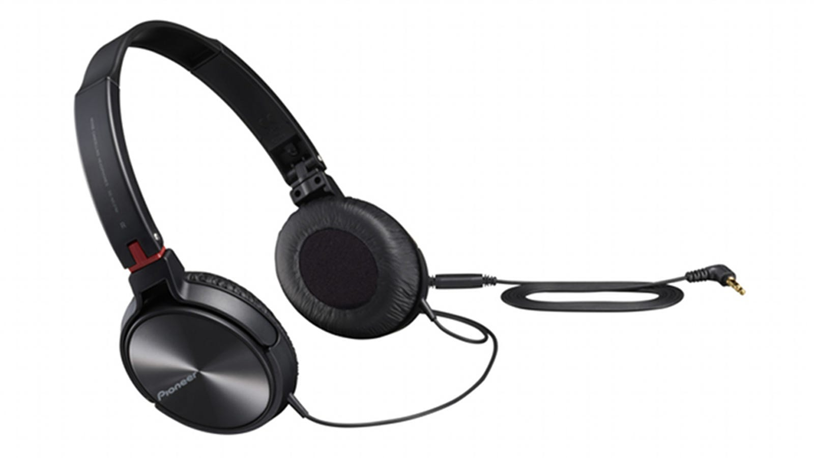 Pioneer's Gorgeous New Headphones Pack Up and Go With You Anywhere