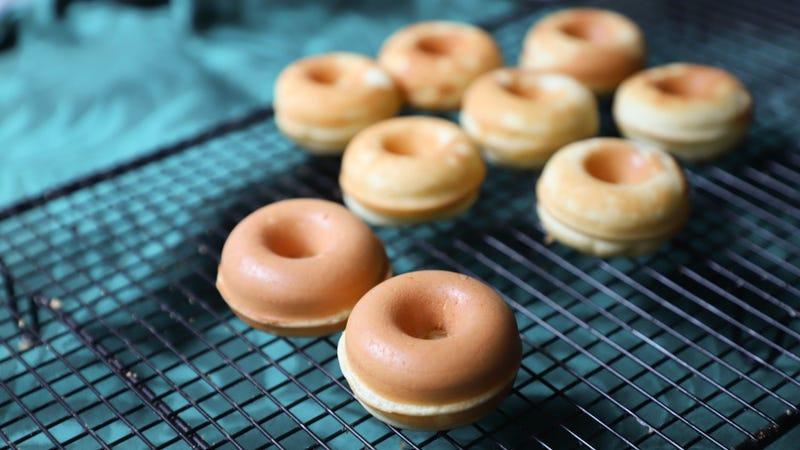Illustration for article titled Get a Dozen Krispy Kreme Doughnuts for $1 on Wednesday