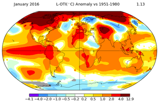 Illustration for article titled January Broke the Record for Record Hottest Month, Again