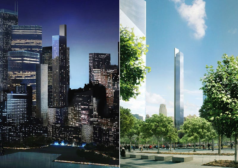 Illustration for article titled NYC's Next Super-Skinny Supertall Probably Won't Melt Your Car