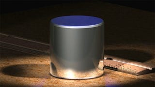 Illustration for article titled The Kilogram Is Putting on Weight
