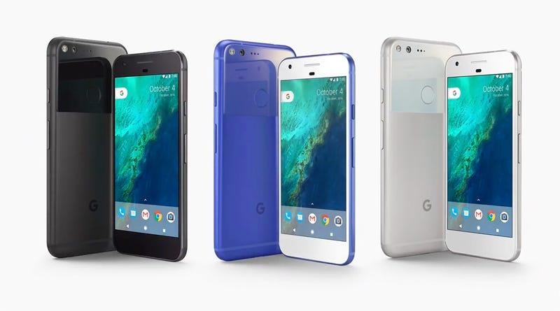 Illustration for article titled Nuevos Google Pixel y Pixel XL: esto es todo lo que necesitas saber