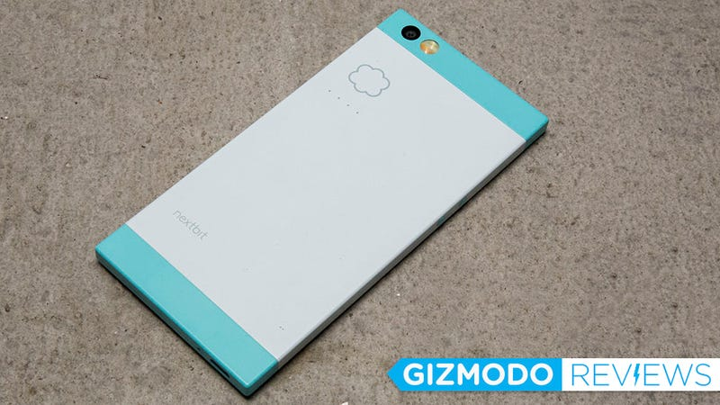 Illustration for article titled Nextbit Robin Review: A Great Smartphone With Its Head in the Clouds