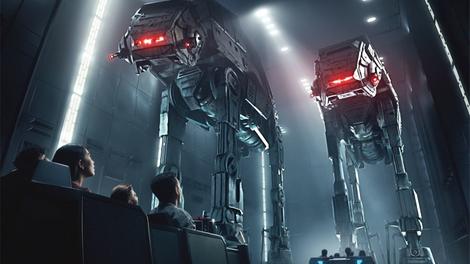 Star Wars Galaxy's Edge and Dark Phoenix Hurt Disney's Earnings