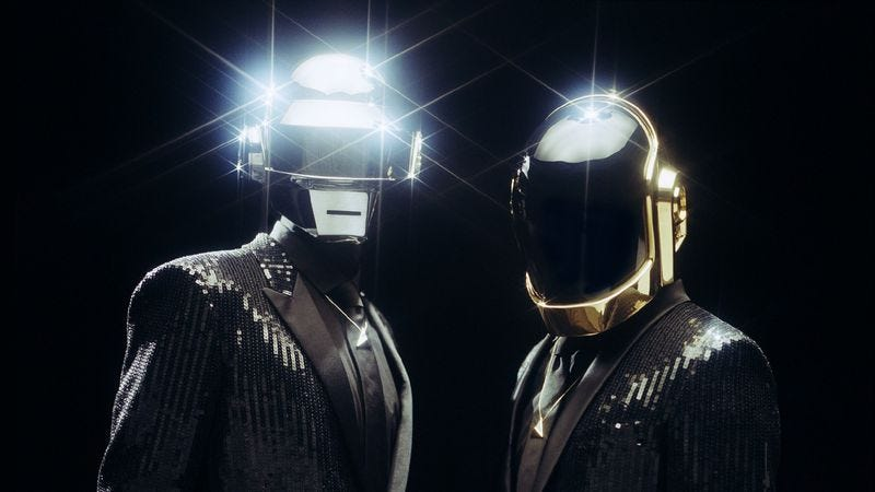 Illustration for article titled Daft Punk: Random Access Memories