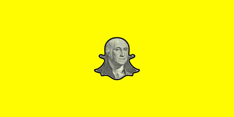 Illustration for article titled Snapchat Will Now Sell You Replays for $1
