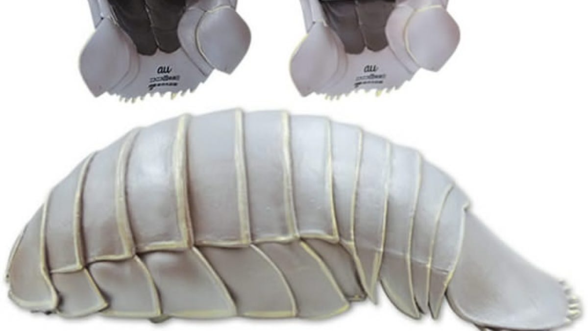 buy popular 65bda a5f3e The Isopod Phone Case: For When You Want to Freak Out Everybody