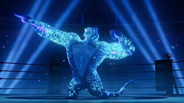 Rumble s First Trailer Introduces a World of Professional Kaiju Wrestling