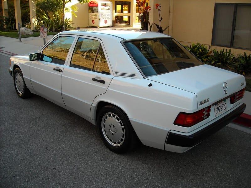 1992 mercedes 190e 2 6 the oppo classic obituary for 1992 mercedes benz 190e 2 6