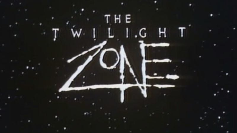 Illustration for article titled '80s Twilight Zone on MeTV