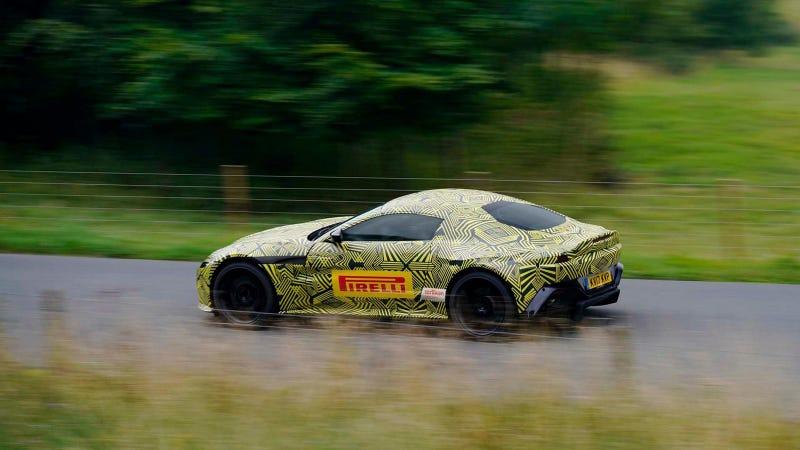 Aston Martin Is Finally Going To Build James Bonds DB As The Next - James bond aston martin db10