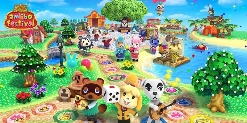Illustration for article titled I Don't Regret Buying Animal Crossing: amiibo Festival