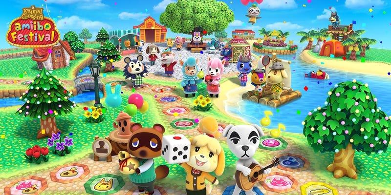 I Don't Regret Buying Animal Crossing: amiibo Festival