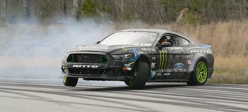 Can You Explain This Mustang S Suspension