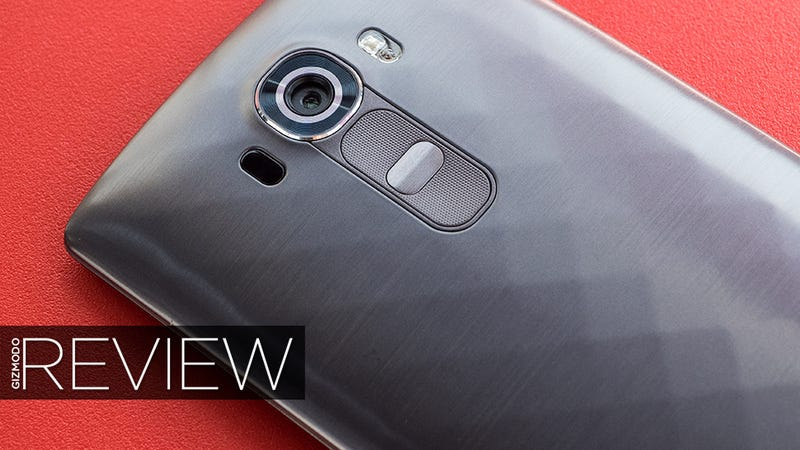 Illustration for article titled LG G4 Review: The Past Is Worth Preserving
