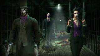 Illustration for article titled Celebrate All Saints' Day with New Screens and Details for Saints Row the Third