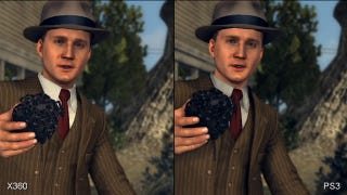 Illustration for article titled Which Console Does L.A. Noire Better?