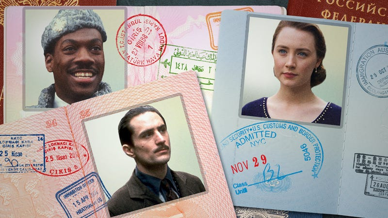 Coming to America: 19 movies about U S  immigration
