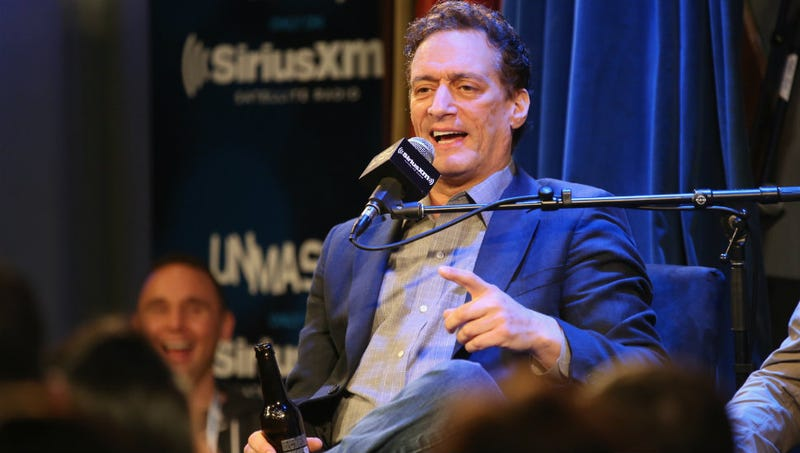 Illustration for article titled Anthony Cumia Charged with Strangling His Girlfriend, So His Fans Call Her a Liar & a Cunt