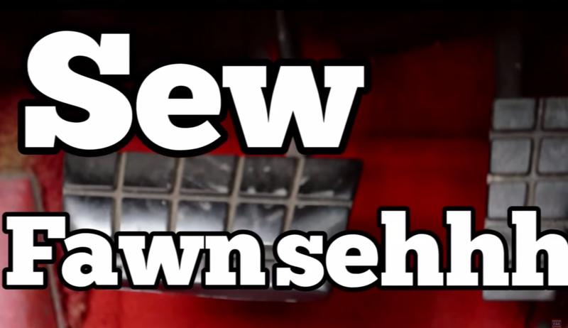 Illustration for article titled Sewwwwwwwwwwwwwwww
