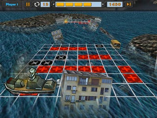 Illustration for article titled iSink U Is The Best Looking Battleship Game You'll Find For Your iPad