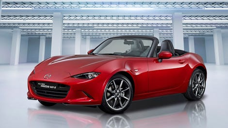 You Can Get an Awesome Discount on a New MX-5 Miata if You