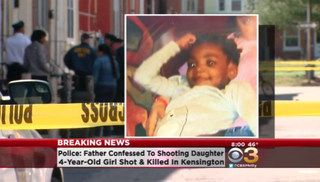 Tahirah Phillips, 4, was killed April 16, 2016, in her Philadelphia home.CBS Philadelphia
