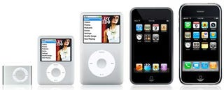 Illustration for article titled iPod Overload Offers Up Hard Choices, No Clear Winning Device