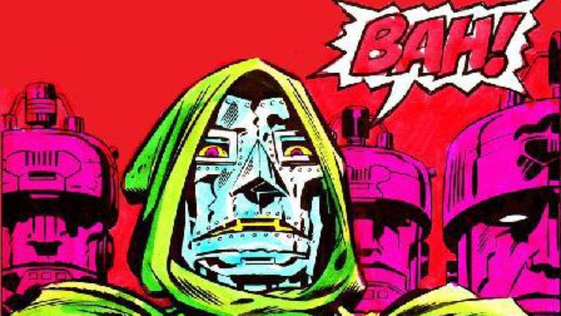 Illustration for article titled Fantastic Four's new Doctor Doom is an angry guy on the Internet
