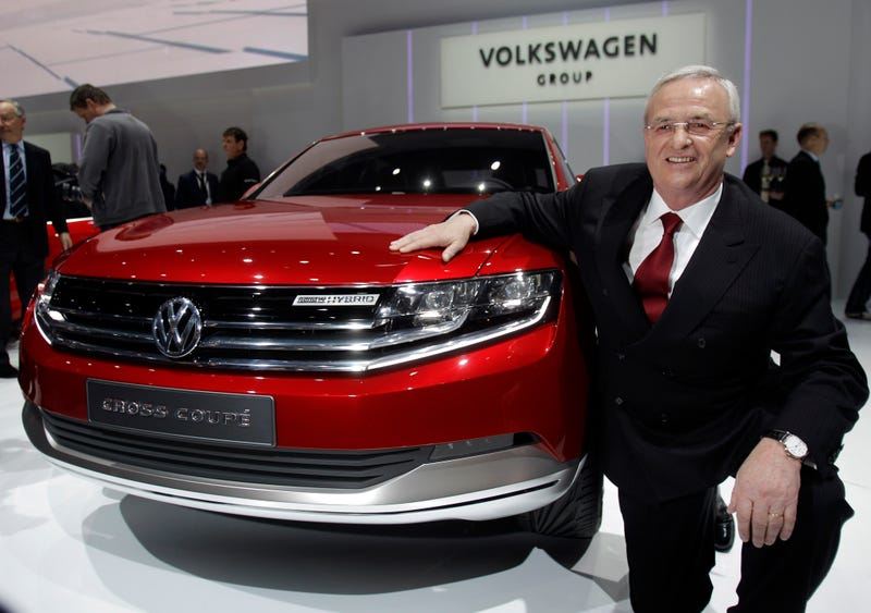 Illustration for article titled VW Engineers Reportedly Cheated Emissions Because Former CEO's Goals Were Too High