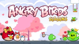 Illustration for article titled Download New Angry Birds Seasons For That Special Someone