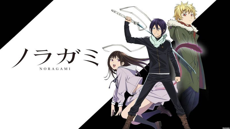 Illustration for article titled Let's talk aboutNoragami