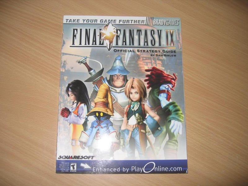 Final Fantasy IX (PS4) |OT| The Place I'll Return To Someday