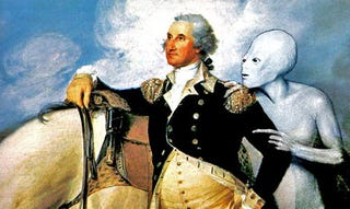 Illustration for article titled #1: George Washington
