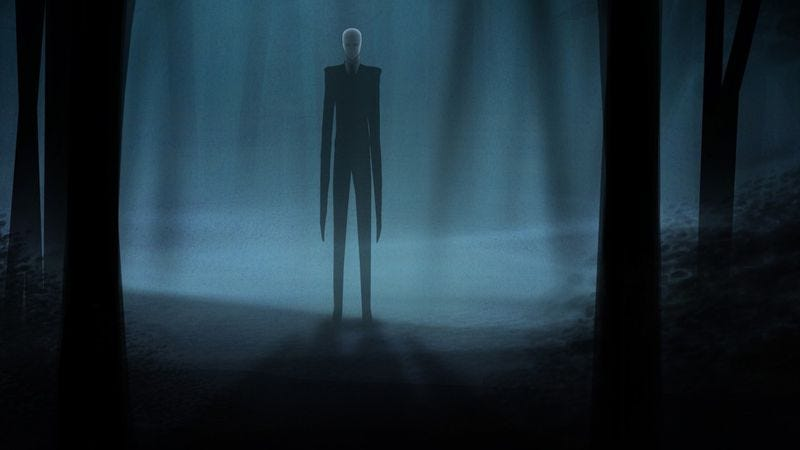 Illustration for article titled Slenderman and duplitecture fascinate on Monster Talks and 99% Invisible
