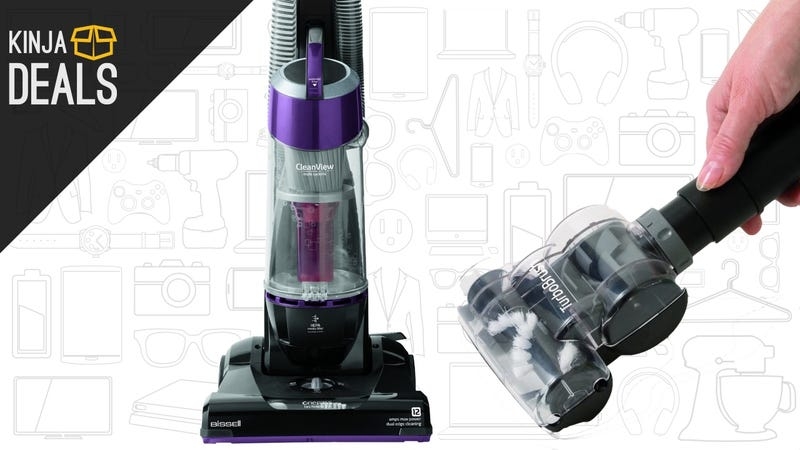 Illustration for article titled Upgrade To This Bissell Bagless Vacuum For $67, Today Only