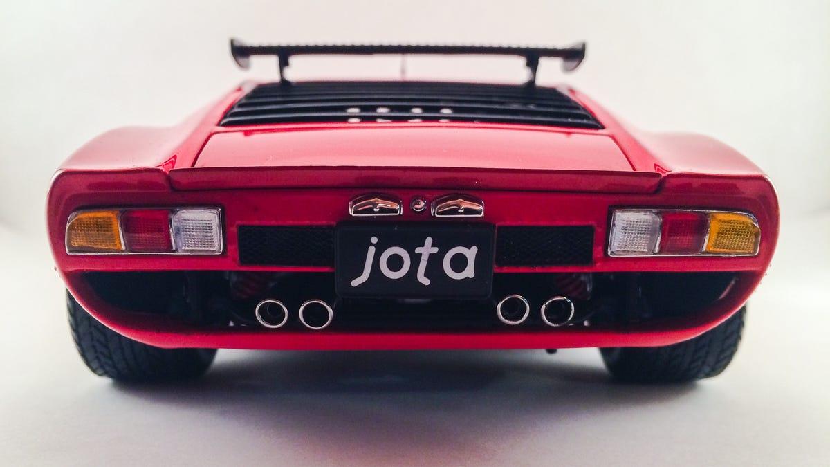 Review Lamborghini Miura Jota Svr