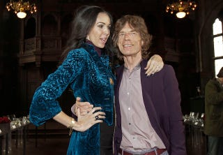 Illustration for article titled Mick Jagger Created a Scholarship in L'Wren Scott's Honor