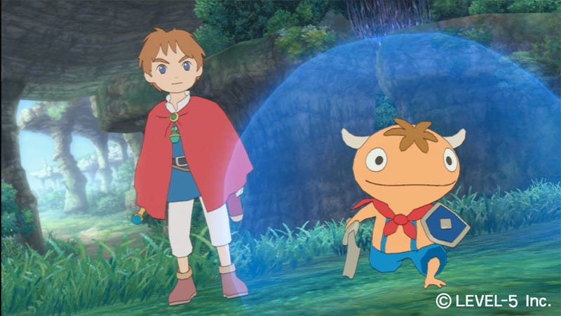 Illustration for article titled Ni No Kuni is Coming to America