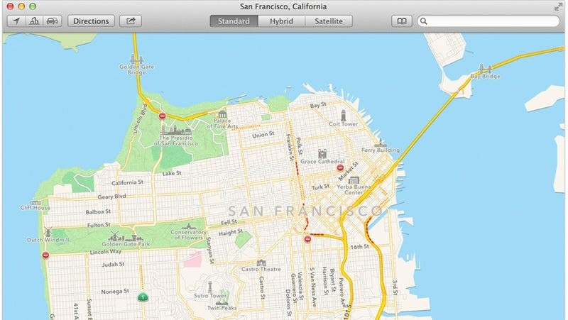 Illustration for article titled Apple Maps Is Coming to Your Desktop and Calendar's Losing Its Leather