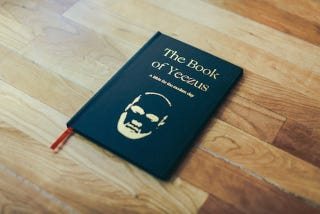 Illustration for article titled The Book of Yeezus Is a Bible For Kanye West Disciples