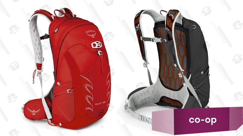ea32dfe605 The Osprey Talon 22 Is Our Readers' Favorite Day Pack For Hiking